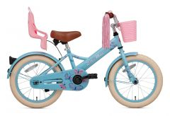 SuperSuper Little Miss Meisjesfiets 16 inch - Turquoise