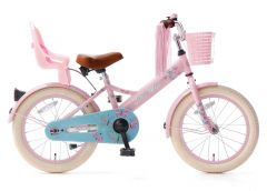 SuperSuper Little Miss Meisjesfiets 16 inch - Roze