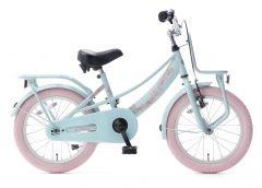 Popal Lola Meisjesfiets 16 inch - Mint Roze