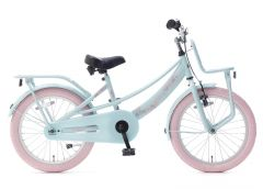 Popal Lola Meisjesfiets 18 inch - Mint Roze