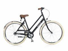 Popal Montebella 28 inch 3 versnellingen - Zwart