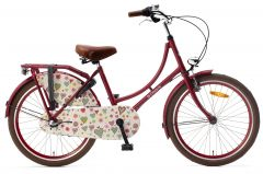 Popal Omafiets N3 22 inch - Rood