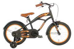Spirit Cruiser Jongensfiets 16 inch - Oranje