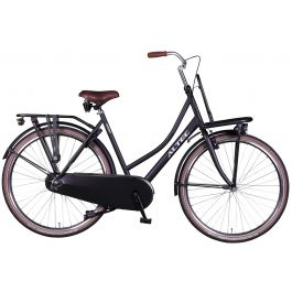 Altec Urban Transportfiets 28 inch - Mat Zwart