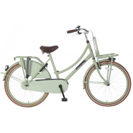 Popal Daily Dutch Basic Meisjesfiets 24 inch - Groen