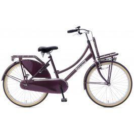 Popal Daily Dutch Basic Meisjesfiets 24 inch - Paars