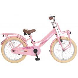 Popal Cooper 18 inch Meisjesfiets - Roze
