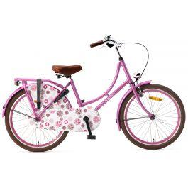 Popal Omafiets 22 inch - Roze