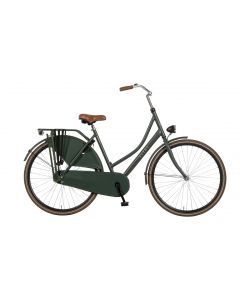 Altec London Omafiets 28 inch - Army Green-55cm