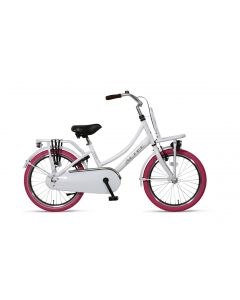 Altec Urban Transportfiets 20 inch - Pearl White 2019