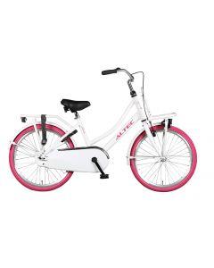 Altec Urban Transportfiets 22 inch - Wit Roze