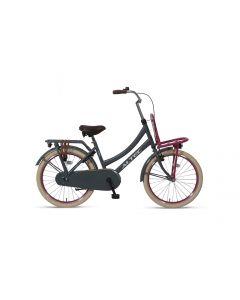 Altec Urban Transportfiets 22 Inch - Gray / Pink