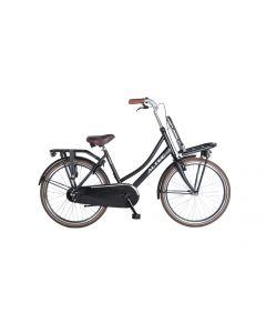 Altec Urban 24inch Transportfiets - Mat Zwart
