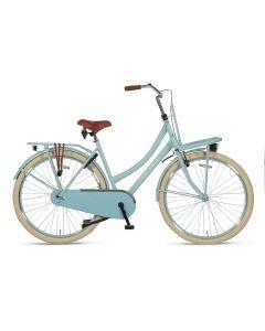 Altec Urban Transportfiets 28 inch - Licht Blauw