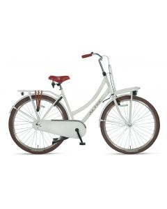 Altec Urban Transportfiets 28 inch - Pearl White
