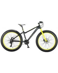 FAT Bike Allround 26inch 2D Zwart - Groen