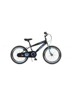 Umit Faster MTB 20 inch - Zwart / Blauw