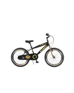 Umit Faster 20 inch MTB Gold - Black