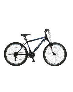Umit Kronos 26 inch MTB - Zwart / Blauw