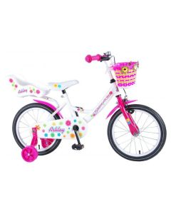 Volare Ashley 16 inch meisjesfiets 95% afgemonteerd