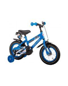 Yipeeh Super Jongensfiets 12 inch - Blauw