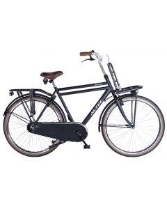 Altec Urban 28 inch Heren Transportfiets - Mat Zwart