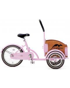 Cangoo Bakfiets Mini - Roze