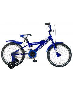 Popal Bike 2 Fly Jongensfiets 18 inch - Blauw