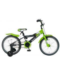 Popal Bike 2 Fly Jongensfiets 18 inch - Groen/Zwart