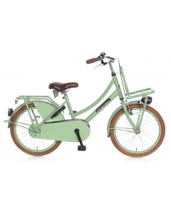 Popal Daily Dutch Basic Meisjesfiets 20 inch - Groen