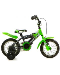 Popal Bike 2 Fly 12 inch - Groen