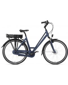 Popal Damesfiets E-Volution 1.0 - Matt Blue