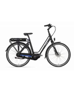 Popal E-Volution 10.0 Damesfiets 28 inch - Zwart