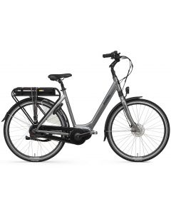 Popal E-Volution 12.0 Damesfiets - Iron Grey