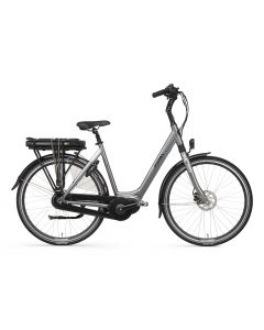 Popal E-Volution 12.1 Damesfiets - Iron Grey