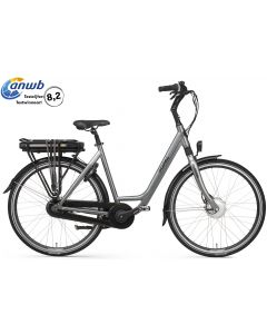 Popal E-Volution 12.2 Damesfiets - Iron Grey