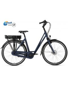 Popal E-Volution 5.0 Damesfiets - Matt Blue