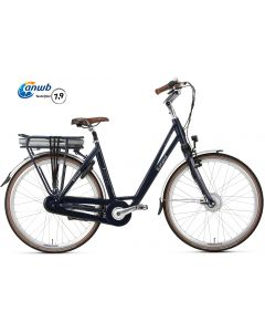 Popal E-Volution 5.0 Damesfiets - Steel Blue