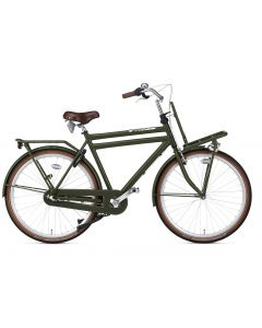 Popal Herenfiets Daily Dutch Prestige N3 RN - Army Green
