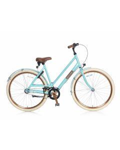Popal Montebella 28 inch 3 versnellingen - Lichtblauw