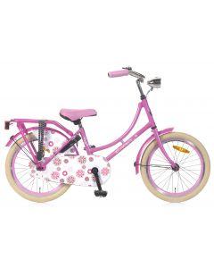 Popal Omafiets 20 inch - Roze