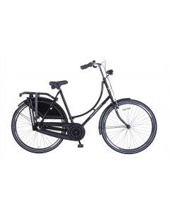 Popal Omafiets N7 Rollerbrake ND - Zwart