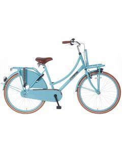 Popal Daily Dutch Basic Meisjesfiets 26 inch - Turquoise