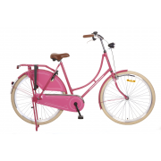 Omafiets 28 inch Limited - Roze