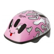 Kinderhelm Curly - Roze