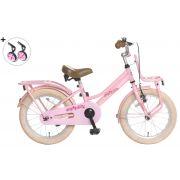 Popal Meisjesfiets Cooper 16 inch - Roze