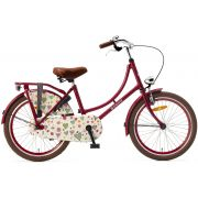 Popal Omafiets 20 inch - Rood