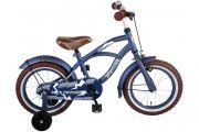 Yipeeh Cruiser Jongensfiets 14 inch - Blauw