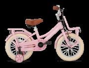 SuperSuper Cooper Meisjesfiets 14 inch - Roze