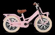 SuperSuper Cooper Meisjesfiets 18 inch - Roze